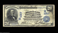 National Bank Notes:Wisconsin, Milwaukee, WI - $20 1902 Date Back Fr. 642 The Milwaukee ...