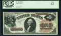 Large Size:Legal Tender Notes, Fr. 30 $1 1880 Legal Tender PCGS New 62.. ...
