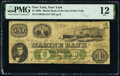 New York, NY- Marine Bank of the City of New York $1 Apr. 25, 1862 G2d PMG Fine 12