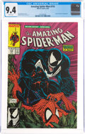 Modern Age (1980-Present):Superhero, The Amazing Spider-Man #316 (Marvel, 1989) CGC NM 9.4 White pages....