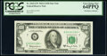 Fr. 2163-G* $100 1963A Federal Reserve Star Note. PCGS Very Choice New 64PPQ
