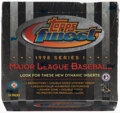 Baseball Cards:Unopened Packs/Display Boxes, 1998 Topps Finest Series 1 Baseball Hobby Box With 24 Unopened Packs. ...