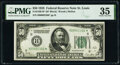 Fr. 2100-H* $50 1928 Federal Reserve Star Note. PMG Choice Very Fine 35