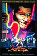 """Movie Posters:Rock and Roll, Chuck Berry: Hail! Hail! Rock 'n' Roll (Universal, 1987). Rolled, Very Fine. One Sheet (26.5"""" X 39.75"""") SS. Rock and Roll.. ..."""