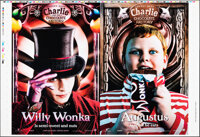 Charlie and the Chocolate Factory (Warner Bros., 2005). Rolled, Very Fine/Near Mint. Printer's Proof Posters (2) (28&quo...