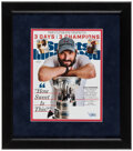 Autographs:Photos, Alexander Ovechkin Signed Sports Illustrated Cover Photograph. ...