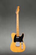 Musical Instruments:Electric Guitars, 1951 Fender No-caster Butterscotch Blonde Solid Body Elect...