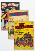 Golden Age (1938-1955):Miscellaneous, Golden Age Comics Group of 11 (Various Publishers, 1940s) Condition: Average FR.... (Total: 11 Comic Books)