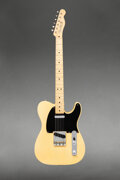Musical Instruments:Electric Guitars, 1951 Fender Telecaster Butterscotch Blonde Solid Body Elec...