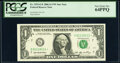 Binary Repeater Serial Number 01110111 Fr. 1933-G* $1 2006 Federal Reserve Star Note. PCGS Very Choice New 64PPQ