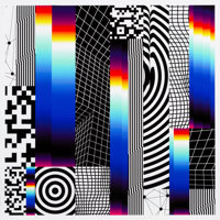 Felipe Pantone (b. 1986) Chromadynamica 21, 2020 Giclee print in colors on paper 23 x 23 inches (