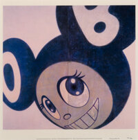 Takashi Murakami (b. 1962) And Then, and Then, and Then, and Then, and Then, 2001 Offset lithograph