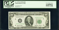 Fr. 2157-D $100 1950 Federal Reserve Note. PCGS Very Choice New 64PPQ