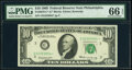 Small Size:Federal Reserve Notes, Fr. 2018-C* $10 1969 Federal Reserve Star Notes. Two Examp...