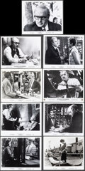 """Movie Posters:Drama, The Pawnbroker (Allied Artists/American International, 1965). Overall: Very Fine-. Photos 23 (Approx. 8"""" X 10"""") & Trimmed Ph... (Total: 25 Items)"""