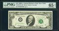 Small Size:Federal Reserve Notes, Fr. 2019-B; C $10 1969A Federal Reserve Notes. PMG Gem Uncirculated 65 EPQ.. ... (Total: 2 notes)