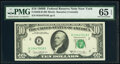 Small Size:Federal Reserve Notes, Fr. 2020-B $10 1969B Federal Reserve Note. PMG Gem Uncirculated 65 EPQ.. ...