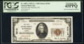 National Bank Notes:Kansas, Winfield, KS - $20 1929 Ty. 1 The First National Bank Ch. # 3218 PCGS Extremely Fine 45PPQ.. ...