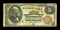 National Bank Notes:Pennsylvania, Bloomsburg, PA - $5 1882 Brown Back Fr. 471 The Farmers NB Ch. #(E)4543. ...