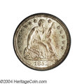 Seated Half Dimes: , 1852-O H10C MS65 PCGS. The 1852-O started as a low ...