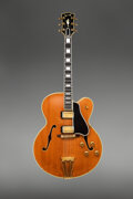 Musical Instruments:Electric Guitars, 1959 Gibson Byrdland Natural Archtop Electric Guitar, Serial #A29464.. ...