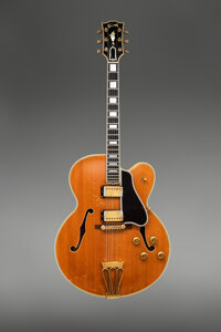 1959 Gibson Byrdland Natural Archtop Electric Guitar, Serial #A29464