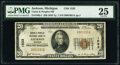 Port Huron, MI - $20 1929 Ty. 1 The First National Exchange Bank Ch. # 4446 PCGS Very Fine 20;<... (Total: 2)