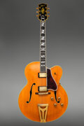 Musical Instruments:Electric Guitars, 1958 Gibson Super 400 Natural Archtop Electric Guitar, Serial #A28849.. ...