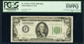 Small Size:Federal Reserve Notes, Fr. 2152-F $100 1934 Federal Reserve Note. PCGS Choice Abo...