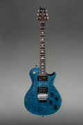 Musical Instruments:Electric Guitars, 2012 Paul Reed Smith (PRS) Schon Blue Solid Body Electric Guitar, Serial #3 75921.. ...