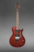 Musical Instruments:Electric Guitars, 2013 Paul Reed Smith (PRS) Schon Burnt-Red Semi-Hollow Body Electric Guitar, Serial #13 199068.. ...