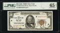 Small Size:Federal Reserve Bank Notes, Fr. 1880-B $50 1929 Federal Reserve Bank Note. PMG Gem Unc...