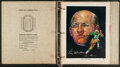 Football Collectibles:Publications, 1970 Clark Oil Green Bay Packers Portraits and Album (9). ...