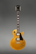 Musical Instruments:Electric Guitars, 1957 Gibson Les Paul Goldtop Solid Body Electric Guitar, Serial #7 2891.. ...
