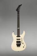 Musical Instruments:Electric Guitars, 1987 Schon Prototype Pearl White Solid Body Electric Guitar.. ...