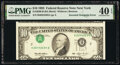 Inverted Third Printing Error Fr. 2030-B $10 1993 Federal Reserve Note. PMG Extremely Fine 40 EPQ