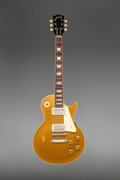 Musical Instruments:Electric Guitars, 1958 Gibson Les Paul Standard Goldtop Solid Body Electric Guitar, Serial #8 3130.. ...
