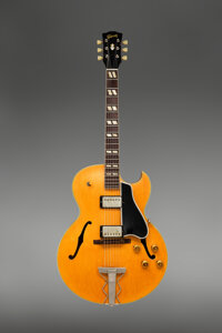 1957 Gibson ES-175 Natural Archtop Electric Guitar, Serial #A25532