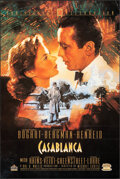"""Movie Posters:Academy Award Winners, Casablanca (MGM/UA Home Video, 1992). Rolled, Very Fine-. 50th Anniversary Video One Sheet (26.75"""" X 39.75"""") C. Michael Duda... (Total: 2 Items)"""