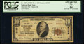 National Bank Notes:Oklahoma, Yukon, OK - $10 1929 Ty. 2 The First National Bank Ch. # 6159 PCGS Apparent Fine 12.. ...
