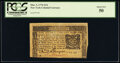 Colonial Notes:New York, New York March 5, 1776 $1/6 PCGS About New 50.. ...