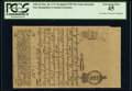 Cohen 1850s Reprint New Hampshire May 20, 1717 Redated 1729 15s PCGS Extremely Fine 45; Cohen 1850s Reprint New Hampshir...