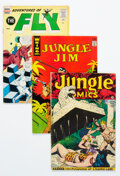 Golden Age (1938-1955):Miscellaneous, Golden to Modern Age Miscellaneous Comics Group of 37 (Various Publishers, 1947-87) Condition: Average VG+.... (Total: 37 Comic Books)