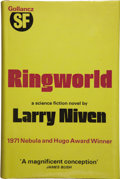 Books:First Editions, Larry Niven. Ringworld....