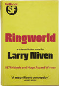 Books:First Editions, Larry Niven. Ringworld. London: Victor Gollancz, Ltd.,1972....