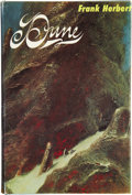 Books:First Editions, Frank Herbert. Dune. Philadelphia: Chilton Books, [1965]....