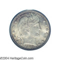 Barber Quarters: , 1908-O 25C MS66 PCGS. The New Orleans Mint was quite busy ...