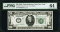 Small Size:Federal Reserve Notes, Fr. 2050-B $20 1928 Federal Reserve Note. PMG Choice Uncirculated 64.. ...