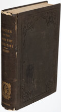 Books:Americana & American History, Jacob Burnet. Notes on the Early Settlement of the North-Western Territory. New York: D. Appleton & Co., 1847....
