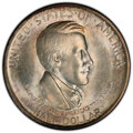1936-D 50C Cincinnati MS67 PCGS. CAC. PCGS Population: (69/1 and 15/1+). NGC Census: (34/0 and 6/0+). CDN: $1,550 Whsle...